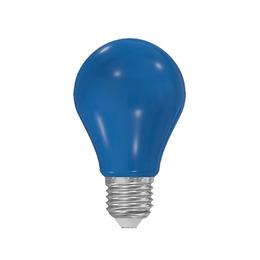 LED A60 230-240V 5W COLOURMAX E27 MODRÁ