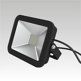 ORION LED 230-240V   20W 6500K IP65 black