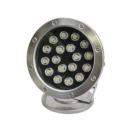 LED POOL 24V/18W  AC SPOT 6500K IP68 (SC-G102A)