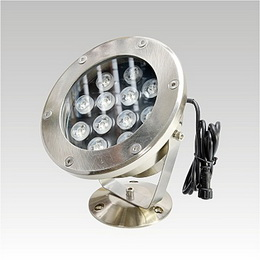 LED POOL 12V/12W DC SPOT RGB IP68 (SC-G102C)