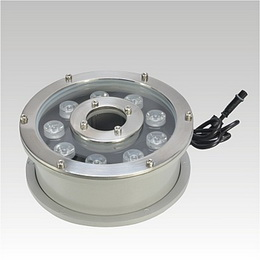 LED POOL LIGHT RGB 12W DC 12V IP68