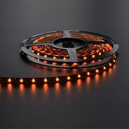LED pásek 12V 60LED/m SMD3528 ŽLUTÁ  IP68 4,8W/m