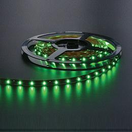 LED pásek 12V 60LED/m SMD3528 ZELENÁ IP68 4,8W/m
