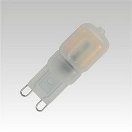 LQ LED G9 230-240V 2,5W FROSTED 3000K NBB