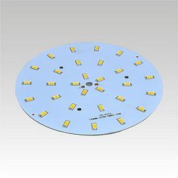 PCB board round Osram LED chip 16W 3000 K