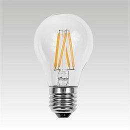 LQ-F LED A55 230-240V 6W E27 3000K