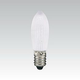 LQ LED 14-55V 0,3W E10 C13 vánoèní èervená