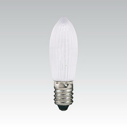 LQ LED 14-55V 0,3W E10 C13 vánoèní zelená