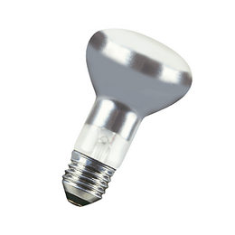 R63 240V 60W E27 30D FROSTED NBB INFRALUX