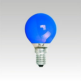 ATF 240V 25W E14  BLUE NARVA