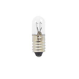 CE žárovka signal. 240V E10 3W 12,5mA
