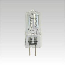 JC 120V 300W 75h. GX6,35 64514