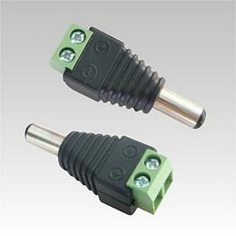 Konektor DC napájecí se svorkovnicí (vidlice)