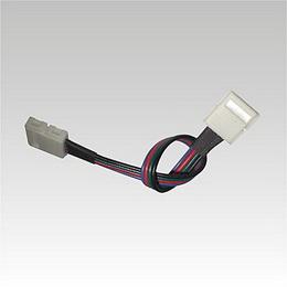 Kabelová propojka RGB CLIP-CLIP 4P 10 mm