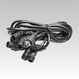 2-pólový propojovací kabel IP67 5 odboèek 2,5m
