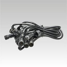 4-pólový propojovací kabel RGB IP67 5 odboèek 2,5m