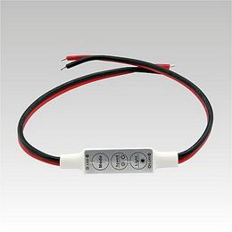 LED manuální jednobarevný ovladaè DC5-24V 1x8A