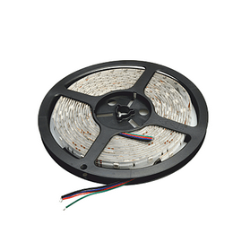 LED pásek 12V   60LED/m SMD5050 RGB IP65 14.4W/m