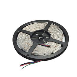 LED pásek 12V 30LED/m SMD5050 RGB IP65 7.2W/m multichip