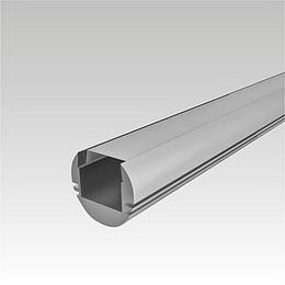 Al lišta difusor P1816/2m opal kulatá