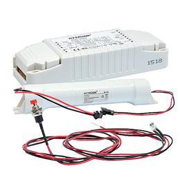EMERGENCY LED driver HEM02 8-60V (CC) 3,6V/4Ah NICD baterie BPC10