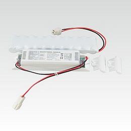 LED nouzový modul (DC-AC mìniè) 100  NBB00820 12.0V 2,0Ah (NiCD bat)