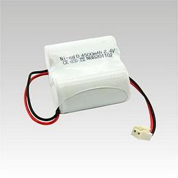 NICD baterie 2,4V/4.500 mAh (ELLEN 108)