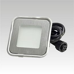 LED svítidlo 12V 0,9W IP54 MALAGA RGB