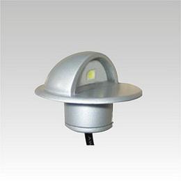 Sada LED svítidel 230V 6x0,4W IP65 CAMPO 6500K
