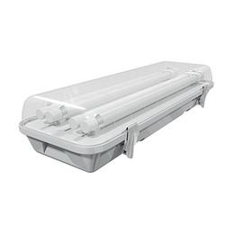 VICTORIA 230V/840 LED 2G11 2x18W EM1h-100  IP65