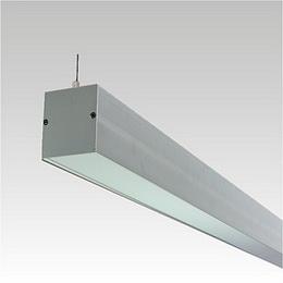 MINA LED 50W/840 IP20 svítidlo 1220x80x70 mm
