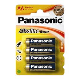 Baterie Panasonic LR6APB/4BP alkalická BLISTR AA