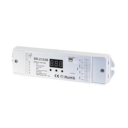 DMX512 Decoder CV 4x5A 4x(60-180W)