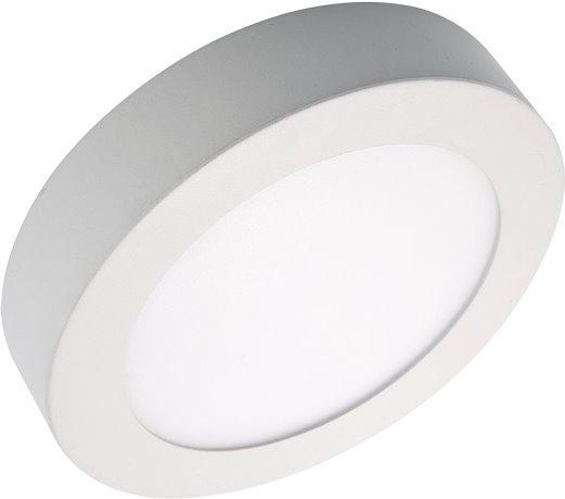 LED panel pøisazený LED90 FENIX-R White 18W WW, Greenlux GXDW032