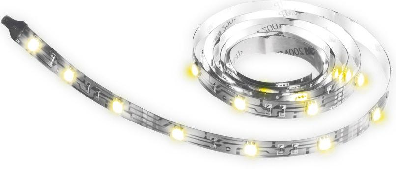 LED pásek SMD 2835, neutrální bílá, 1 metr, 4000K, 14,4W/m, 60LED/m, 1020lm/m, DC12V, IP20, Greenlux