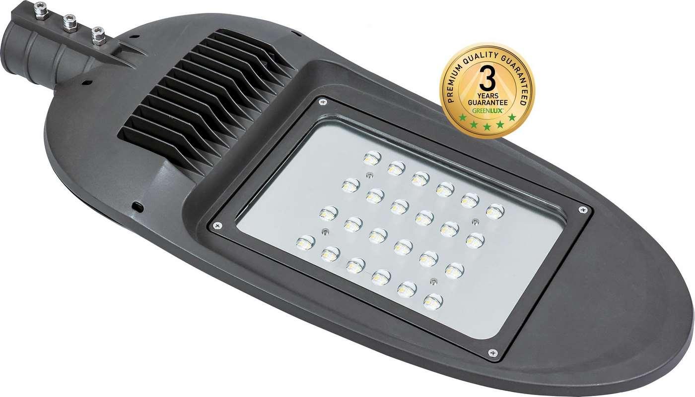 LED poulièní svítidlo DAISY BOSTON 100W NW, 5000K, 11000lm, IK08, IP65, Greenlux GXDS196