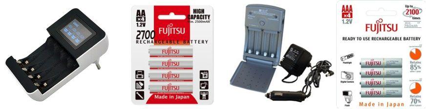 Baterie a nabíjeèky